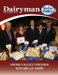 December 2011 - Swiss Valley Farms