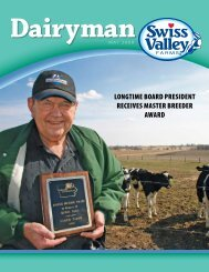 longtime board president receives master breeder award