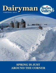 February 2013 - Swiss Valley Farms