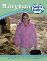 April 2007 - Swiss Valley Farms