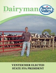 DairYMan - Swiss Valley Farms