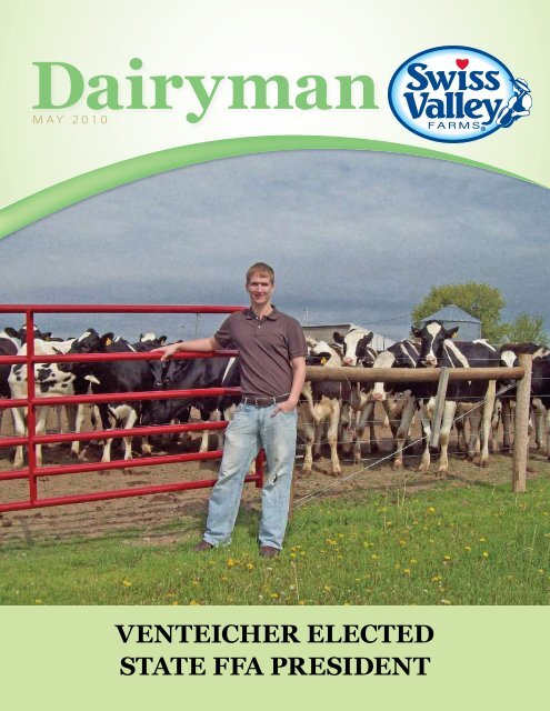 DairYMan - Swiss Valley Farms