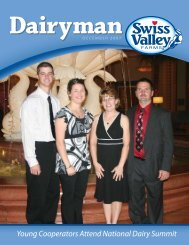 Young Cooperators Attend National Dairy Summit - Swiss Valley ...