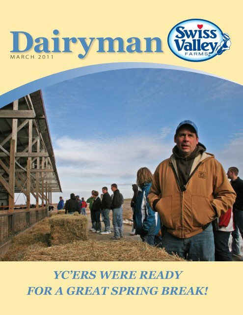 March 2011 - Swiss Valley Farms