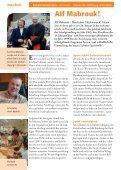 Nazareth: Lernziel Frieden - Salvator-Missionen - Seite 4