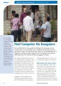 Nazareth: Lernziel Frieden - Salvator-Missionen - Seite 6