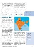 Nazareth: Lernziel Frieden - Salvator-Missionen - Seite 7