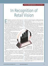 2003 - Chain Store Age