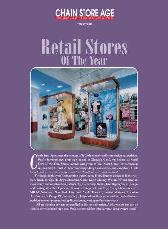 2006 - Chain Store Age