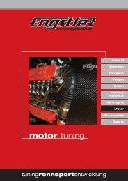 tuningrennsportentwicklung - Engstler Tuning