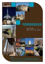 PERSDOSSIER - Centre des monuments nationaux