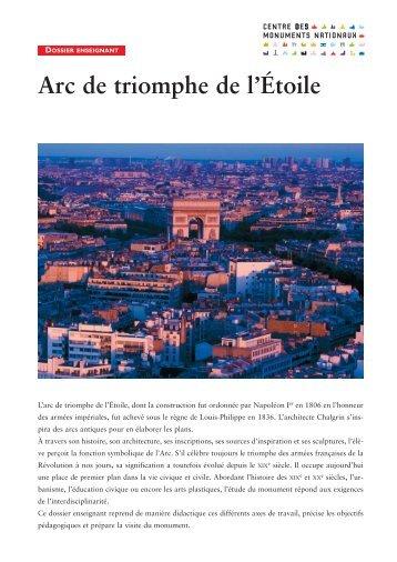 dossier enseignant - Panthéon - Centre des monuments nationaux