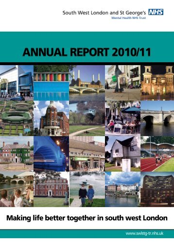 Annual Report 2010 / 2011 - South West London and St George's ...