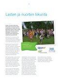 Vuosikertomus 2009 - Etelä-Suomen Liikunta ja Urheilu - Page 5