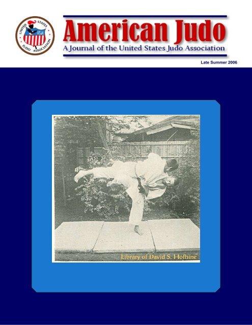 Judo 100 Years Ago by David S  Hofhine - Swordpolisher com