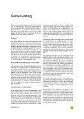 De top bedwongen; Balans verkeersonveiligheid in - Swov - Page 5