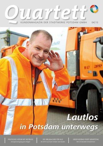 Lautlos - Stadtwerke Potsdam GmbH