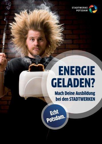 EnErgiE gEladEn? - Stadtwerke Potsdam GmbH