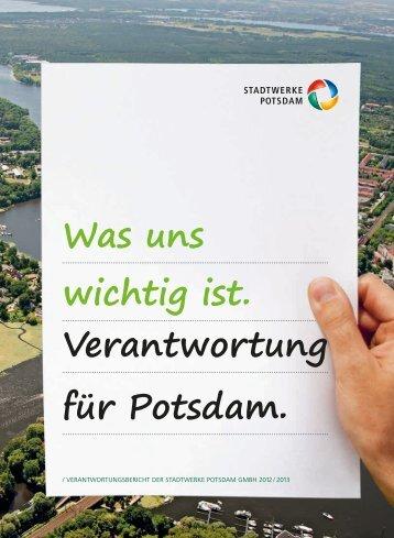 Verantwortungsbericht 2012/2013 PDF-Download - Stadtwerke ...