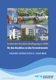 Technische Anschlussbedingungen (Stand 01.06.2012)