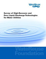 Survey of High-Recovery and Zero Liquid Discharge Technologies ...