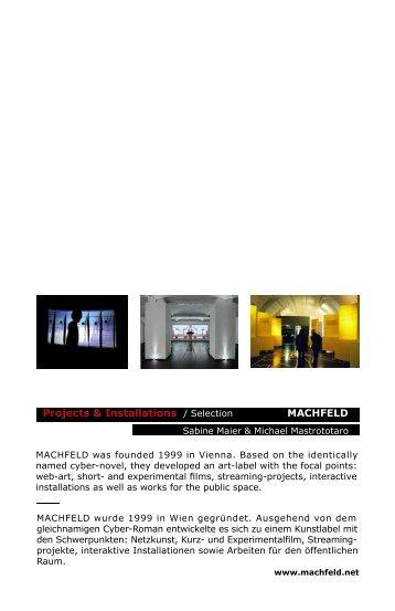 Ausführlicher Lebenslauf der beiden Künstler (PDF) - Edition Marlit
