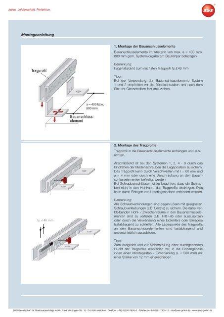 Montageanleitung-Geländerbau-Liniensystem 13 300 ff_2012-02 ...