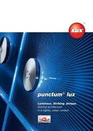 punctum lux - SWS Gesellschaft für Glasbaubeschläge mbH