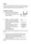 CZ Průvodce rychlou instalací - SWS a.s. - Page 2