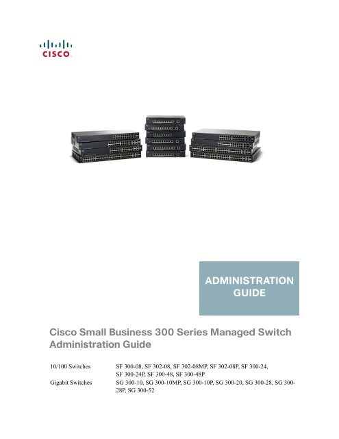 Cisco Small Business 300 Series Managed Switch     - SWS a s