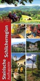 Ausflugszieleführer 2010 - 1.4.indd - Schilcherland Deutschlandsberg