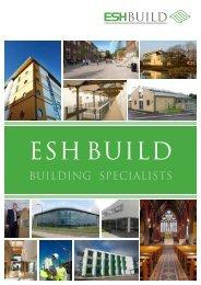 Esh Build Brochure