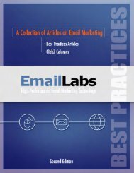 A Collection of Articles on Email Marketing - Creative Trust