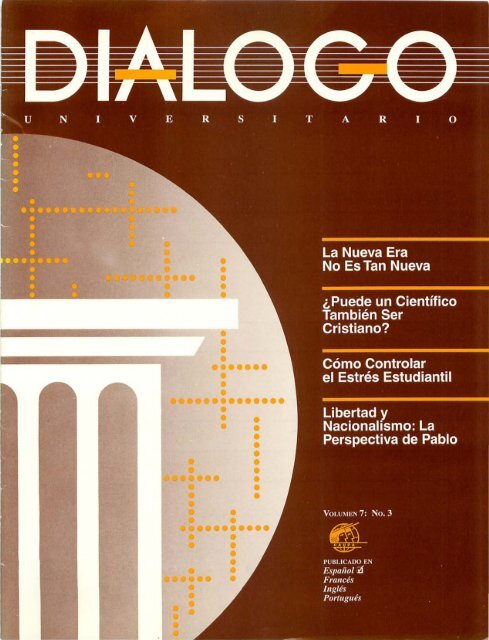 3 - College and University Dialogue