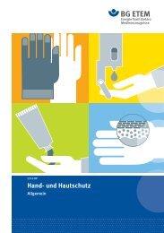 Hand- und Hautschutz