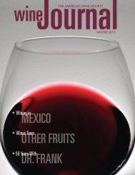 American Wine Society Journal Winter 2012-13 - East Las Vegas ...