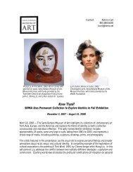Identities - Santa Barbara Museum of Art