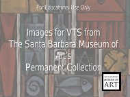 VTS Images of Latin American Art from the Permanent Collection