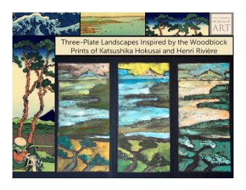 Three Plate Landscape Art Activity