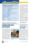 Leistungssport: Talent-Scouting in Bayern - Bayerischer Golfverband - Seite 4