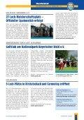 Leistungssport: Talent-Scouting in Bayern - Bayerischer Golfverband - Seite 5