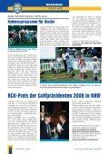 Leistungssport: Talent-Scouting in Bayern - Bayerischer Golfverband - Seite 6