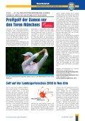 Leistungssport: Talent-Scouting in Bayern - Bayerischer Golfverband - Seite 7