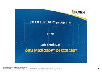 oem microsoft office 2007 microsoft office 2007
