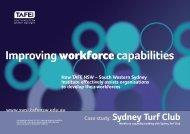 STC - South Western Sydney Institute - TAFE NSW