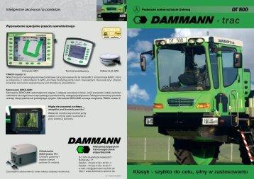 Dammann-trac DT 500 - 2008