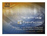 26k Probes – A new Dimension in Probe Count Presenter: Michael ...