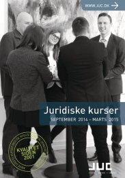 Juridiske kurser