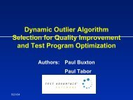 Dynamic Outlier Algorithm Selection for Quality Improvement and ...