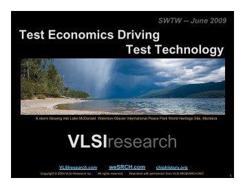 VLSIresearch - Semiconductor Wafer Test Workshop
